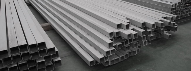 Stainless Steel Rectangular Pipes in Rajapur, SS Seamless Square Pipes in Rajapur, SS Welded Square Pipes - SS 304/304L Square Pipes in Rajapur, SS 316L Square Pipes in Rajapur