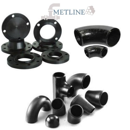 Carbon Steel Pipe Fittings Manufacturers in India